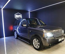 2010 LAND ROVER RANGE ROVER 3.6 TDV8 CREWCAB! FOR SALE IN DUBLIN FOR €19950 ON DONEDEAL