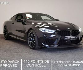 BMW M8 COUPE (F92) 4.4 V8 625CH COMPETITION M S...
