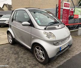 SMART FORTWO CABRIOLET 0.6 70 CV PURE