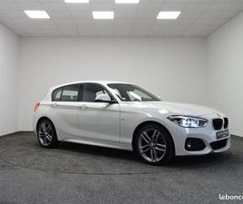 BMW SÉRIE 1 (F21/F20) 120DA XDRIVE 190CH M SPOR...