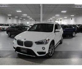 USED 2017 BMW X1 XDRIVE28I I LEATHER I PANOROOF I REAR CAM I HEATED SEATS
