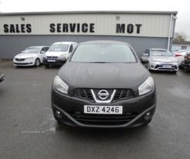 USED 2012 NISSAN QASHQAI+2 DCI HATCHBACK 128,000 MILES IN BLACK FOR SALE   CARSITE