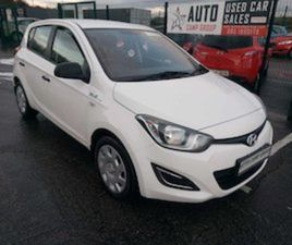 HYUNDAI I20, 2013 FOR SALE IN LIMERICK FOR €7550 ON DONEDEAL
