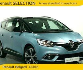 RENAULT GRAND SCENIC DYNAMIQUE NAV FOR SALE IN DUBLIN FOR €22200 ON DONEDEAL