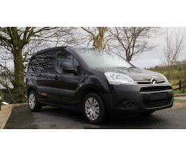 CITROEN BERLINGO HDI 75 L1 625 ENTERPRISE FOR SALE IN DONEGAL FOR €7950 ON DONEDEAL