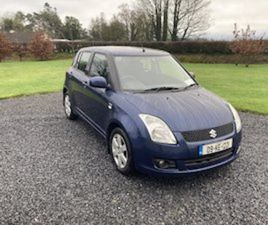 SUZUKI SWIFT 1.3 DIESEL FOR SALE IN MEATH FOR €3250 ON DONEDEAL