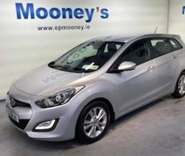 HYUNDAI I30 CROSSWAGON ELITE PLUS 1.4L DIESEL EST FOR SALE IN DUBLIN FOR €9000 ON DONEDEAL