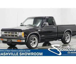 1989 CHEVROLET S10 FOR SALE