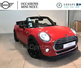 III CABRIOLET 1.5 COOPER D 116 FINITION EXQUISITE BVA7