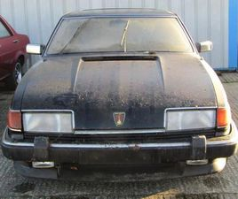 1982 ROVER SD1 3500 SE AUTO
