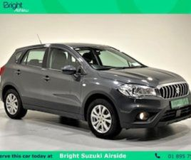 SUZUKI SX4 S-CROSS 1.0 110BHP BOOSTERJET SZ4 5DR FOR SALE IN DUBLIN FOR €18750 ON DONEDEAL