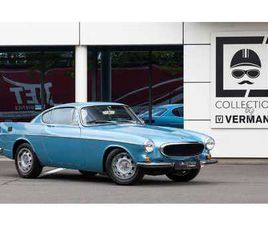 VOLVO P1800 P1800E AUTOMATIC GEARBOX- RESTORED CONDITION E - OVERDRIVE - NEW PAINT/CHROOM/