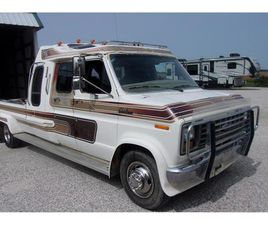 FOR SALE: 1987 FORD E350 IN QUINCY, ILLINOIS