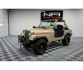 FOR SALE: 1981 JEEP CJ7 IN NORTH EAST, PENNSYLVANIA