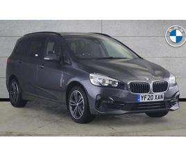 BMW 2 SERIES F46 218I SPORT GRAN TOURER B38 1.5I LCI