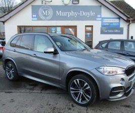BMW X5 M50D FOR SALE IN DUBLIN FOR €67950 ON DONEDEAL