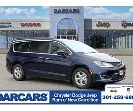 BRAND NEW BLUE COLOR 2020 CHRYSLER PACIFICA HYBRID TOURING FOR SALE IN NEW CARROLLTON, MD