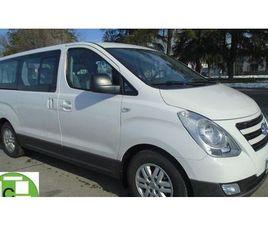 HYUNDAI H-1 H1 TRAVEL 2.5CRDI TECNO 136 MONOVOLUMEN DE SEGUNDA MANO EN MADRID | AUTOCASION