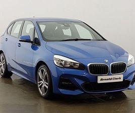 BMW 2 SERIES 218I M SPORT 5DR 1.5