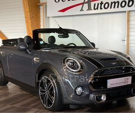 III CABRIOLET 2.0 COOPER S 192 FINITION EXQUISITE BVA