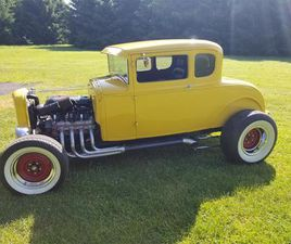 FOR SALE: 1931 FORD HOT ROD IN GROTON , NEW YORK