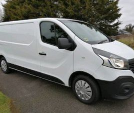 RENAULT TRAFFIC 2016 FOR SALE IN CLARE FOR €9800 ON DONEDEAL