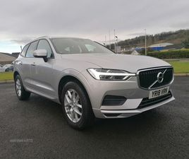 >MAY 2018 VOLVO XC60 2.0 D4 MOMENTUM 5DR AWD GEARTRONIC
