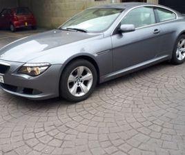 BMW - SERIE 6