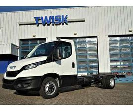 IVECO DAILY 40C18 AUTOMAAT, CHASSIS CABINE, OPBOUW NAAR WENS