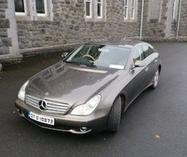 MERCEDES-BENZ CLS-CLASS, 2007 FOR SALE IN LAOIS FOR €4500 ON DONEDEAL