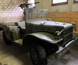 DODGE WC DODGE WC 51 MIT MG