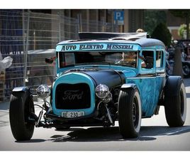 FORD HOT ROD- MODEL A