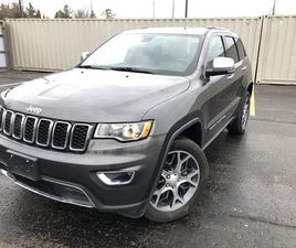 USED 2019 JEEP GRAND CHEROKEE LIMITED 4WD