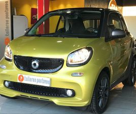 SMART - FORTWO 0.9 66KW 90CV COUPE