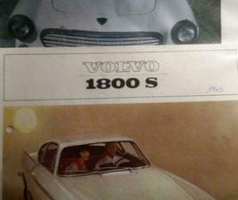② VOLVO P1800 1966 - VOLVO