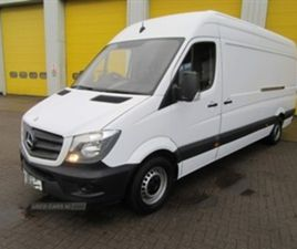 USED 2013 MERCEDES-BENZ SPRINTER 316 CDI NOT SPECIFIED 66,000 MILES IN WHITE FOR SALE | CA