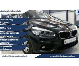BMW 2 ACTIVE TOURER 220 D ADVANTAGE NAVI,XENON,EURO6