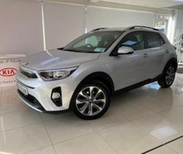 KIA STONIC 1.6 K3 DIESEL FOR SALE IN KILDARE FOR €20995 ON DONEDEAL