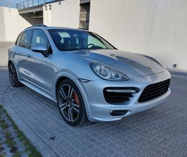 PORSCHE CAYENNE 4.8 V8 TIPTRONIC TURBO AT