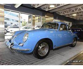 1965 PORSCHE 356 356C