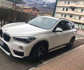 BMW X1 XDRIVE20D MSPORT