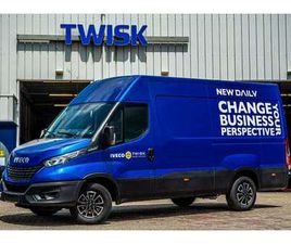 IVECO DAILY 35S16V AUTOMAAT, FULL OPTIONS DEMO