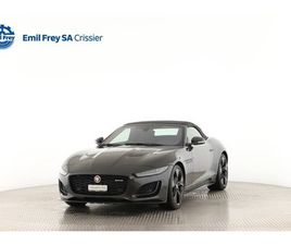 JAGUAR F-TYPE CONVERTIBLE 2.0 R-DYNAMIC