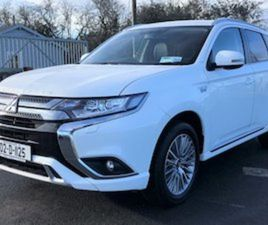 MITSUBISHI OUTLANDER PHEV INTENSE FOR SALE IN DUBLIN FOR €37950 ON DONEDEAL