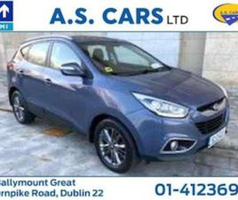 HYUNDAI IX35 1.7 EXECUTIVE ORIGINAL IRISH VEHICL FOR SALE IN DUBLIN FOR €13145 ON DONEDEAL