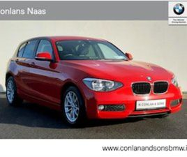 BMW 1 SERIES 114D SE MANUAL FOR SALE IN KILDARE FOR € ON DONEDEAL