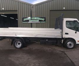 3.5 TON 14FT DROPSIDE OR CHASSIS CAB FOR SALE IN MEATH FOR € ON DONEDEAL