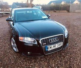 AUDI A4 2.0 TDI S LINE 138 BHP 04DR FOR SALE IN CLARE FOR €2495 ON DONEDEAL