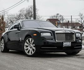 2014 ROLLS-ROYCE WRAITH COUPE COMPETITIVE LEASE RATES! | CARS & TRUCKS | CITY OF TORONTO |