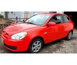 HYUNDAI ACCENT IN GREAT CONDITION   CARS & TRUCKS   ST. CATHARINES   KIJIJI